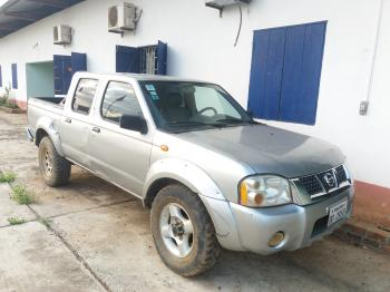 Nissan Pick up 2015